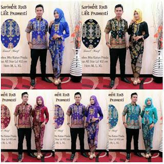 Batik Couple Lilit Pramesti