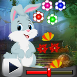 G4K Cute Cartoon Rabbit Escape Game Walkthrough