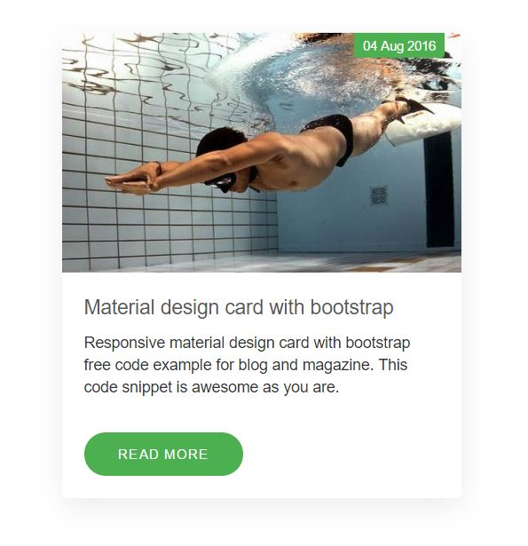 bootstrap card