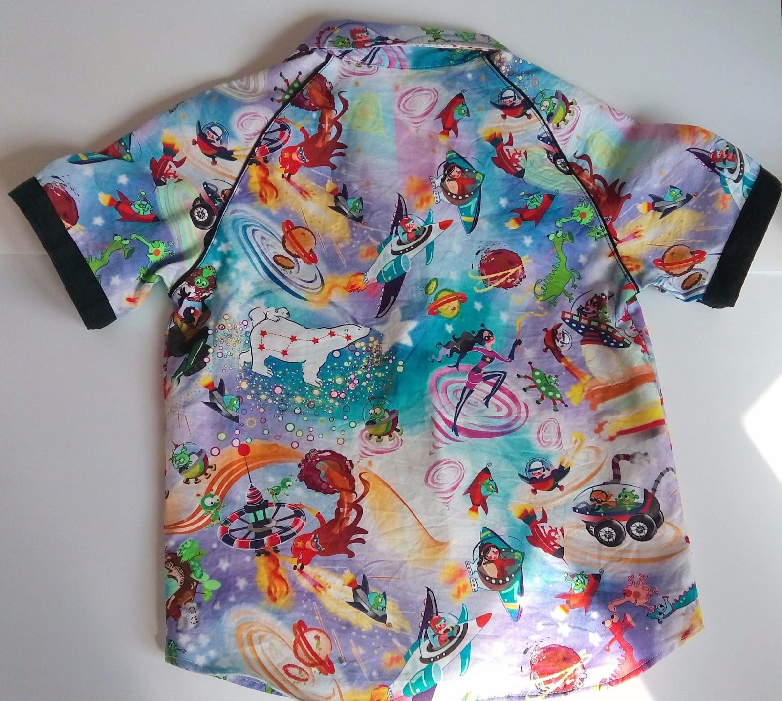 Camisa handmade Inkalily