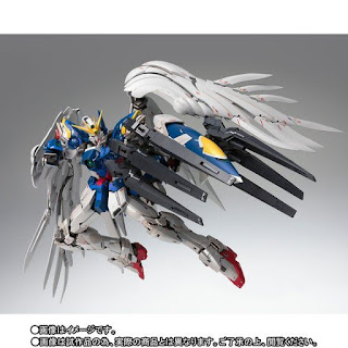 Gundam Fix Figuration Metal Composite Wing Gundam Zero EW Ver