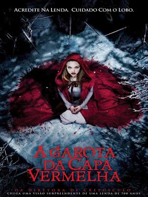 A Garota da Capa Vermelha - DVDRip Dual Áudio