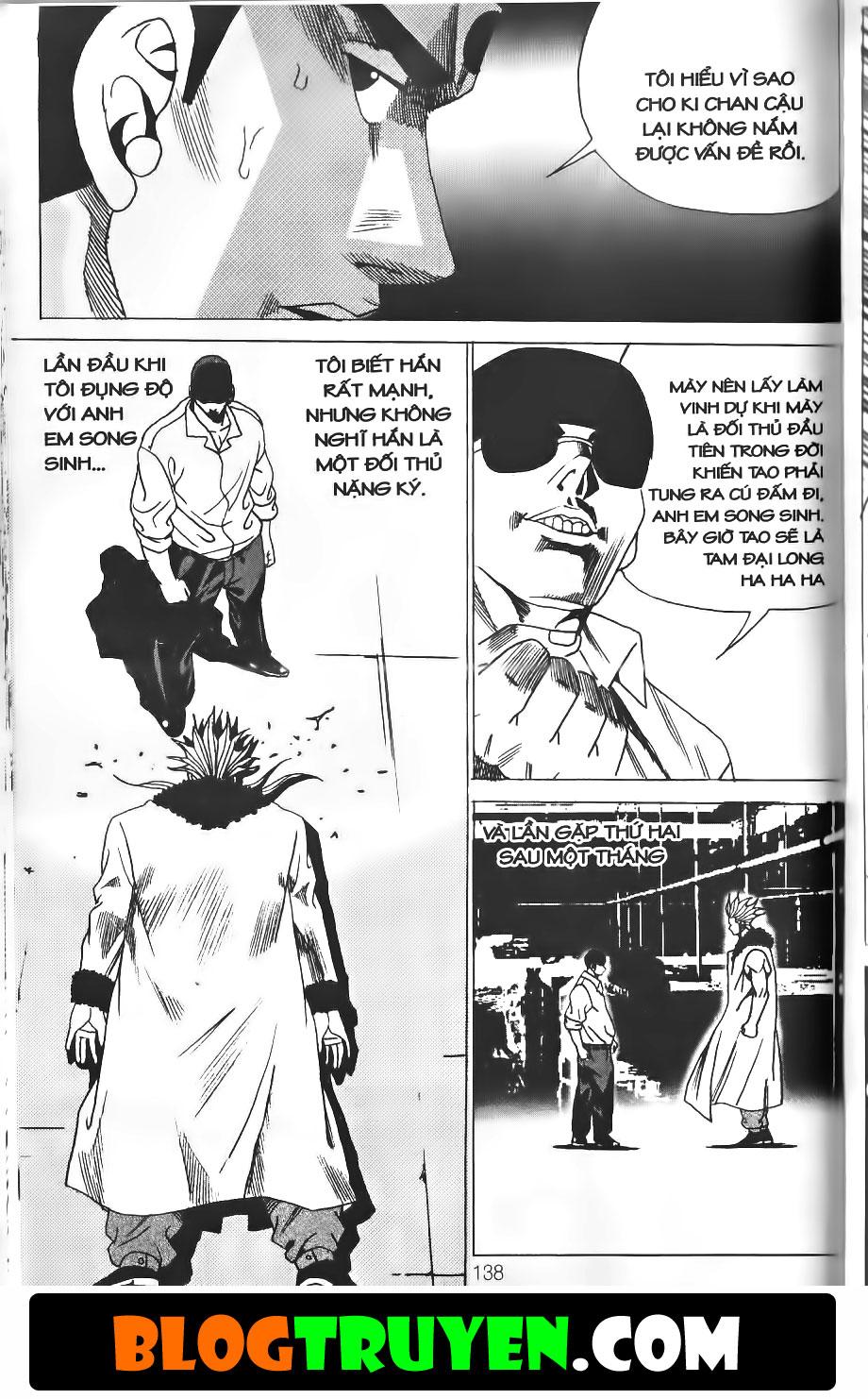 Bitagi - Anh chàng ngổ ngáo chap 182 trang 9
