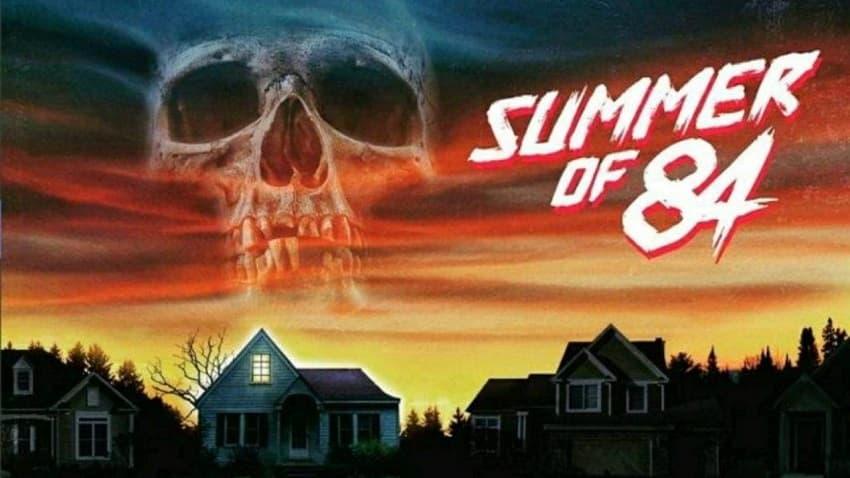 Лето 84, Summer of 84, Ужасы, Horror, RKSS, новый фильм от создателей Turbo Kid, Обзор, Рецензия, Review