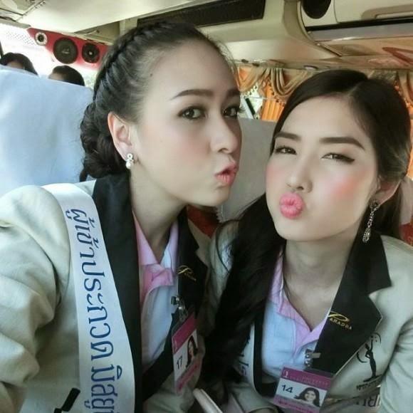 Miss Universe Thailand 2014