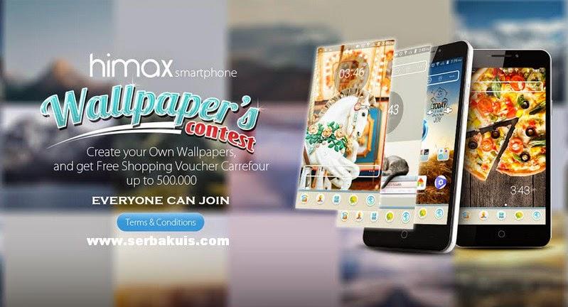 Kontes Wallpaper Berhadiah Voucher Belanja Total 2,4 Juta