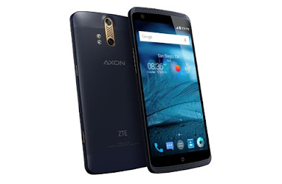 hp layar super amoled zte axon mini