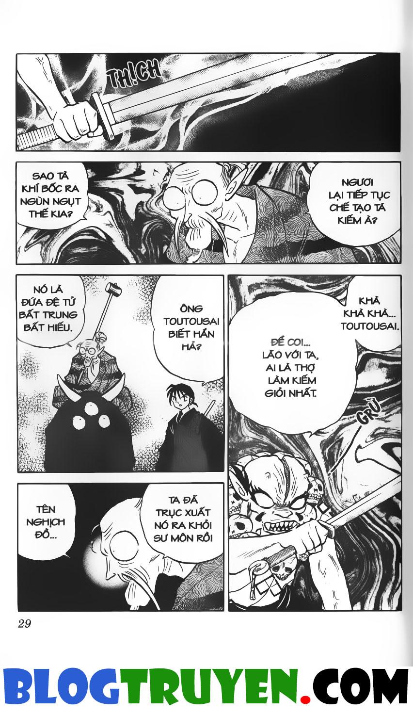 Inuyasha vol 17.2 trang 8