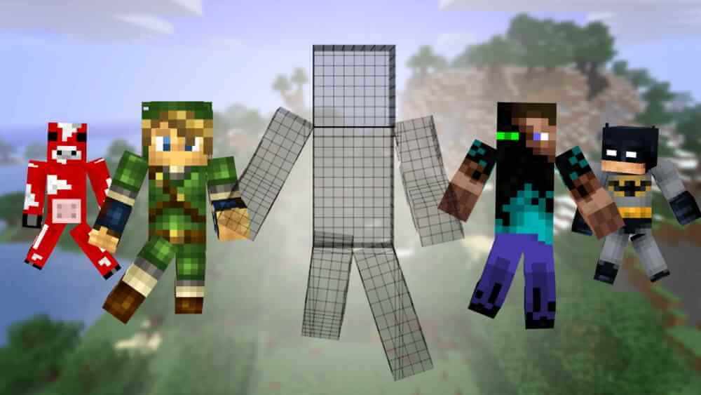 download Minecraft Skins