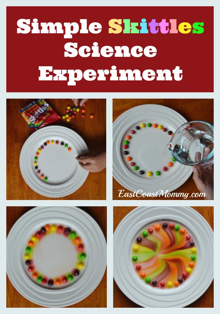 Kindergarten Simple Experiments Activities
