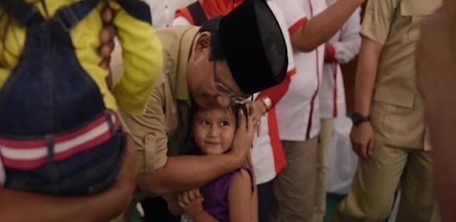 Prabowo Berduka, Teman dan Anak Buhanya Jadi Korban Tsunami