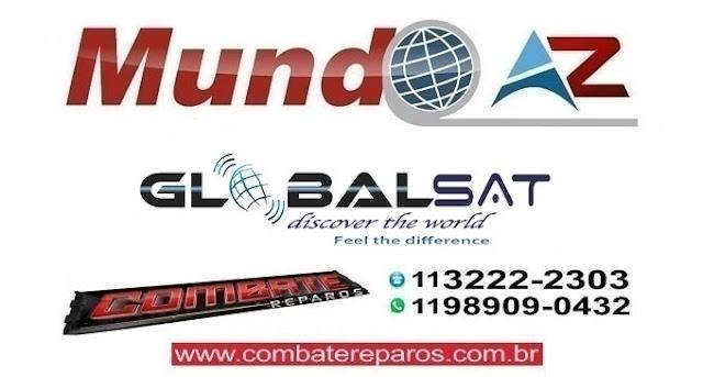 Globalsat Novas atualizações