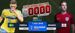 swedia vs inggris piala dunia 7 juli 2018