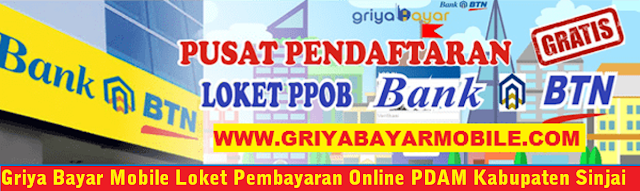 Griya Bayar Mobile Loket Pembayaran Online PDAM Kabupaten Sinjai