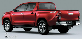 exterior new-hilux