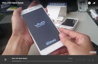 Cara Factory Reset & Hard Reset Vivo X6S Plus Lupa Pola