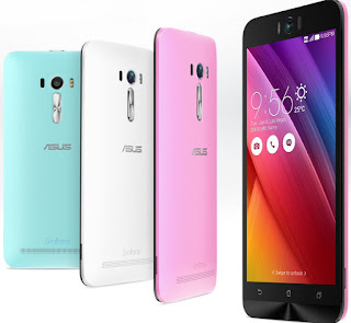 ASUS ZenFone Selfie Announced, 13MP Front Camera with Real-Tone LED Flash