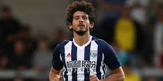 West Bromwich Albion vs Burnley match Saturday 19/8/2017, match date and expected formation