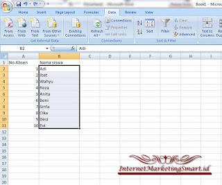 Mensortir Data Yang Sama Di Excel, Menyortir Di Excel, Menyortir Data Di Excel,