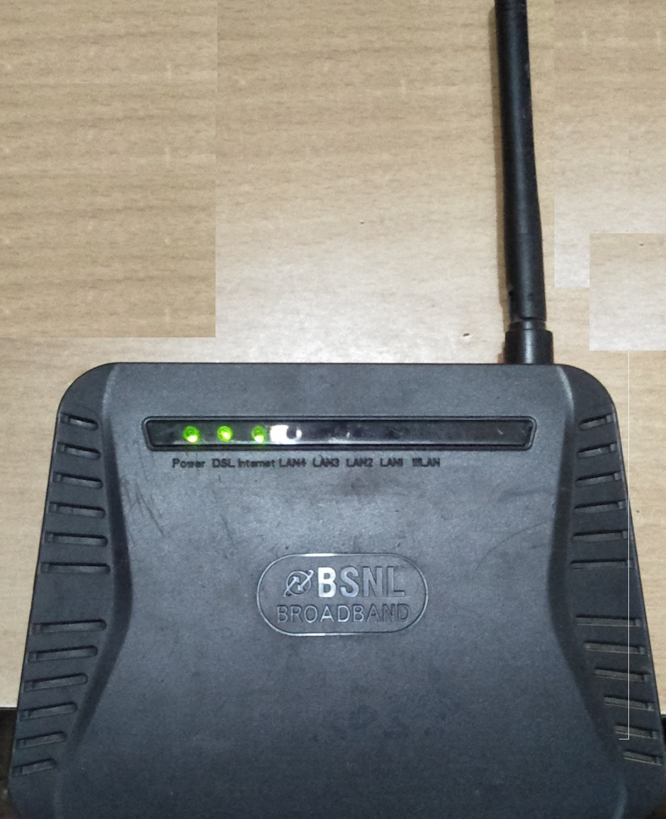 BSNL ADSL ROUTER DRIVERS FOR PC