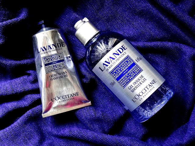 L'Occitane Lavande Shower Gel & Hand Cream