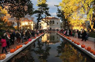 Morris Arts Hosts 6th Annual ''Pumpkin Illumination'' on Sunday in Morristown