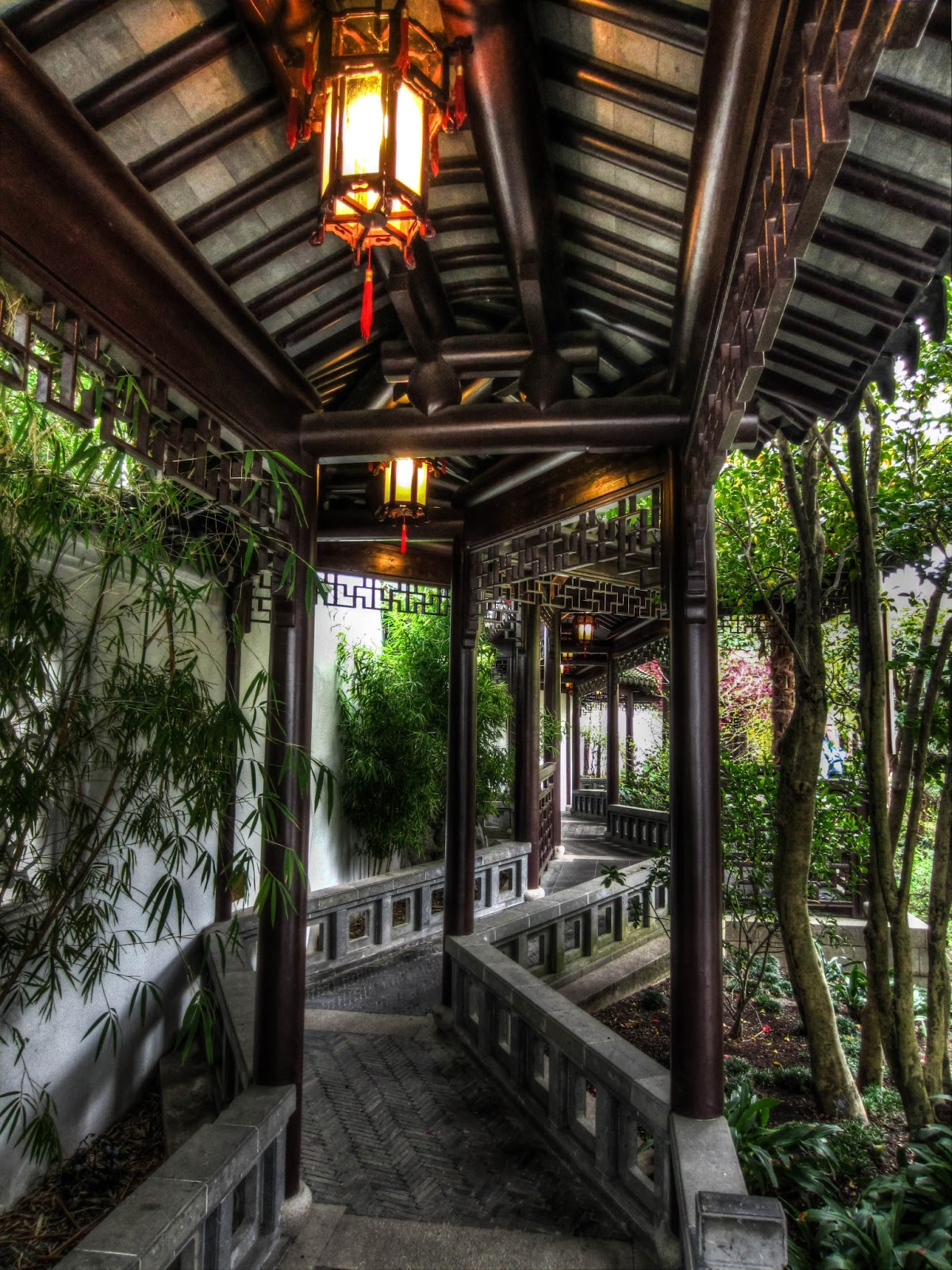 Chinese Garden A Photo From Guangdong South: Thom Zehrfeld Photography : Chinese Gardens Portland