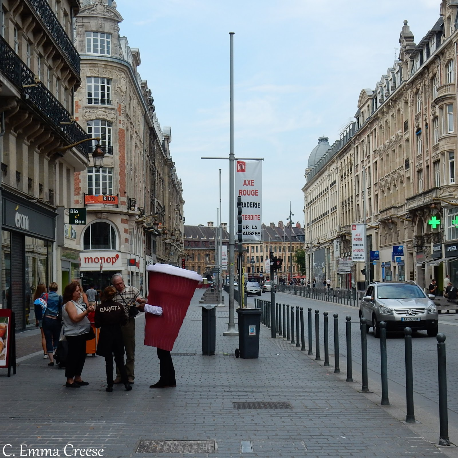 What to do in Lille France
