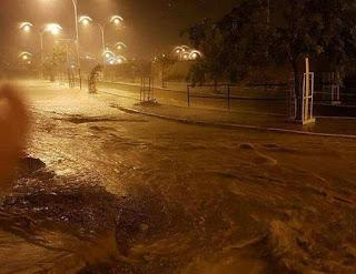 Sertão é o mais atingido por chuvas que chegaram a 35 cidades da Paraíba