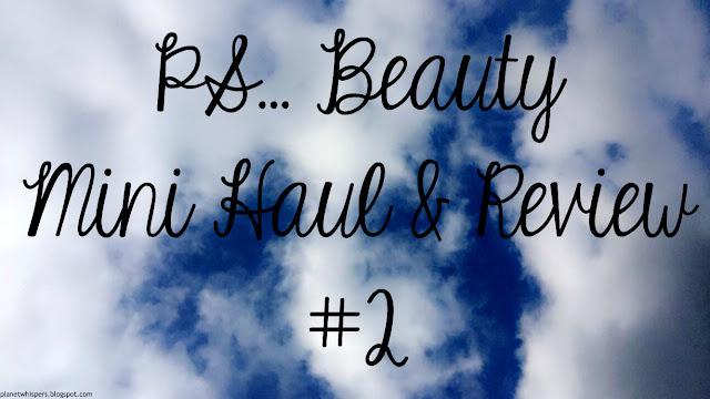 PS. Beauty #2