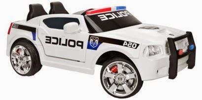 سيارات شرطة صغيرة، سيارات صغيرة، يوتيوب سيارات اطفال، Kid Trax Charger Police Car 12V