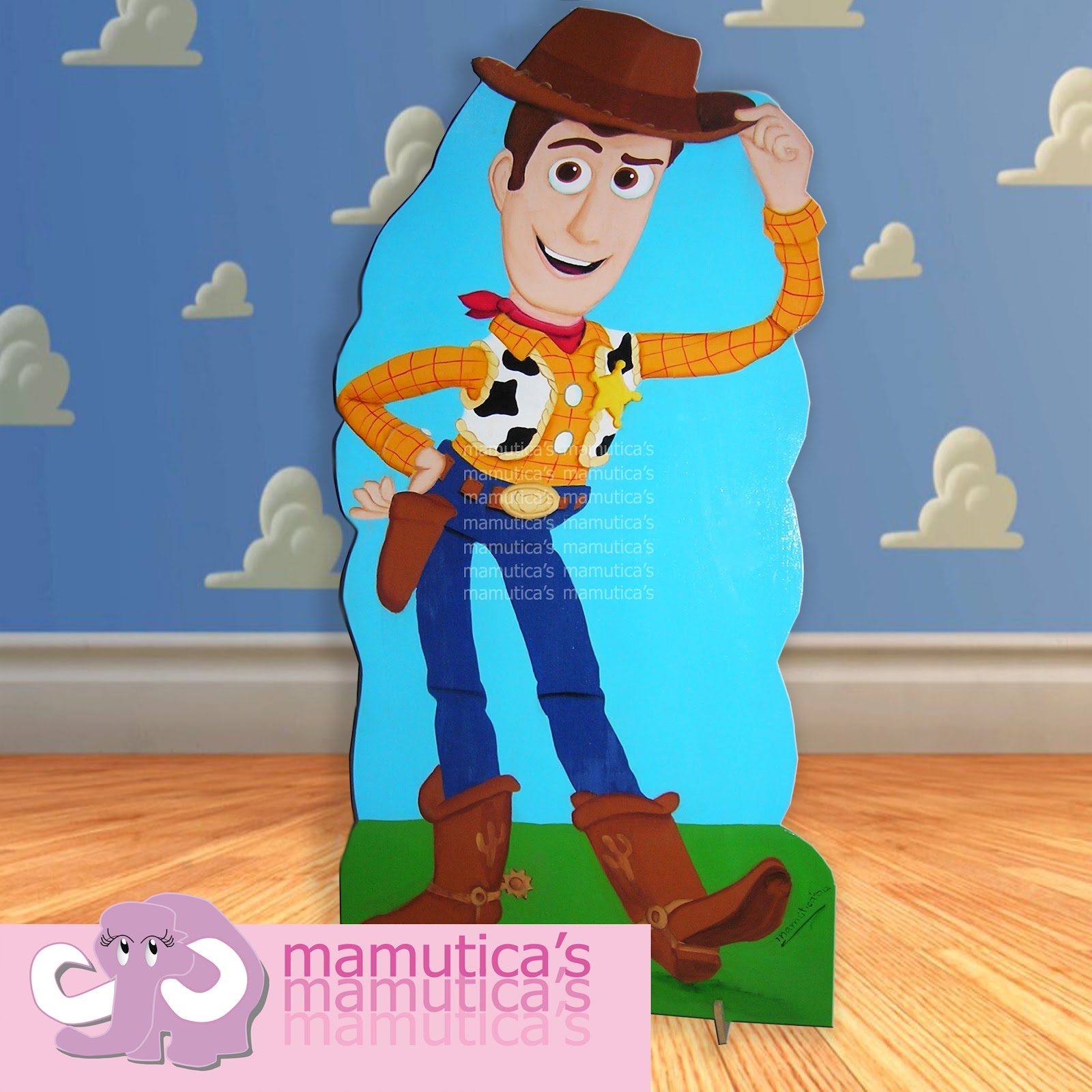 Sombrero de Toy Story en foami patron - Imagui df7793d9a95