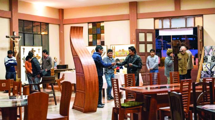 Muebles made in bolivia con estilo italiano bolivia for Muebles estilo italiano