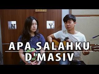 NY - Apa Salahku (Cover D'Masiv)