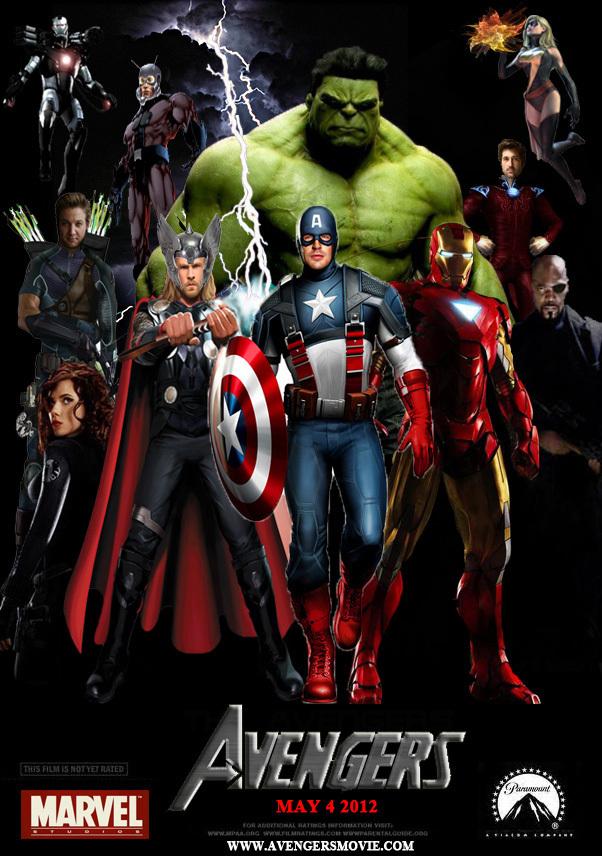 The World Through My Eyes: The Avengers