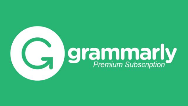 Get Grammarly Premium Lifetime For $5