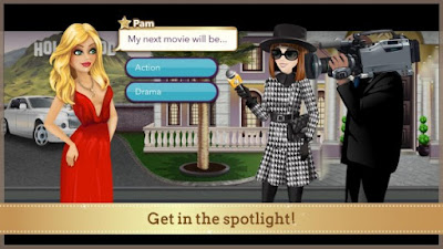 Game Android Hollywood Story v3.6 Mod+Apk (Free Shopping)