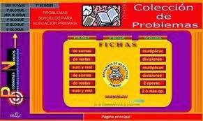 http://www.gobiernodecanarias.org/educacion/3/WebC/eltanque/problemas/problema.html