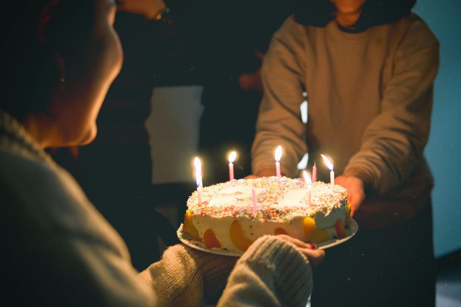 Kutipan Selamat Ulang Tahun Untuk Diri Sendiri Bahasa Inggris