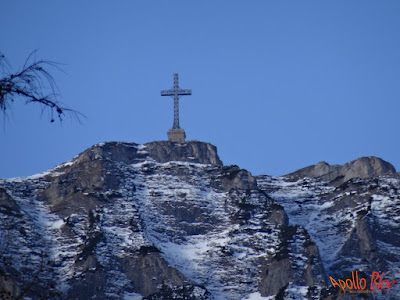 Crucea Eroilor Neamului Caraiman