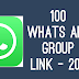 whats app group link-100-2019