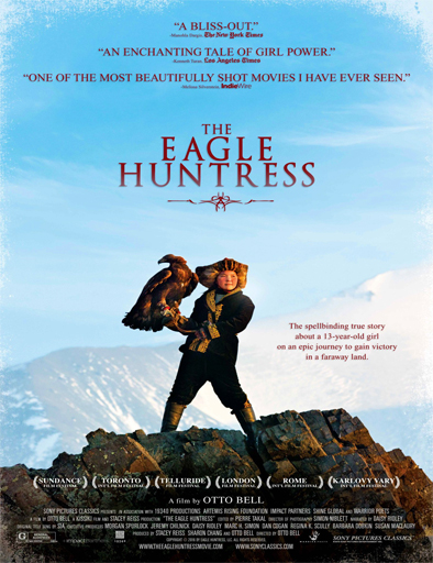 Ver The Eagle Huntress (2016) Online
