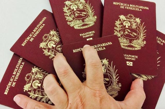 Maduro aumenta precios del Pasaporte a 4 sueldos mínimos