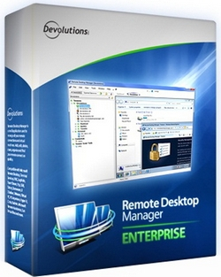 zoo3FMU - Devolutions Remote Desktop Manager Enterprise