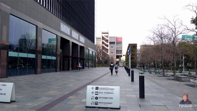 Emperan Umeda Sky Building