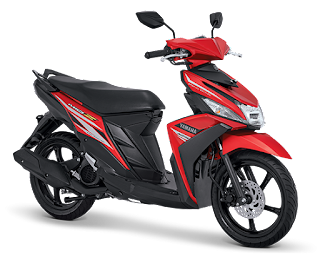 Harga Motor Yamaha Mio Z terbaru cash dan kredit 2018