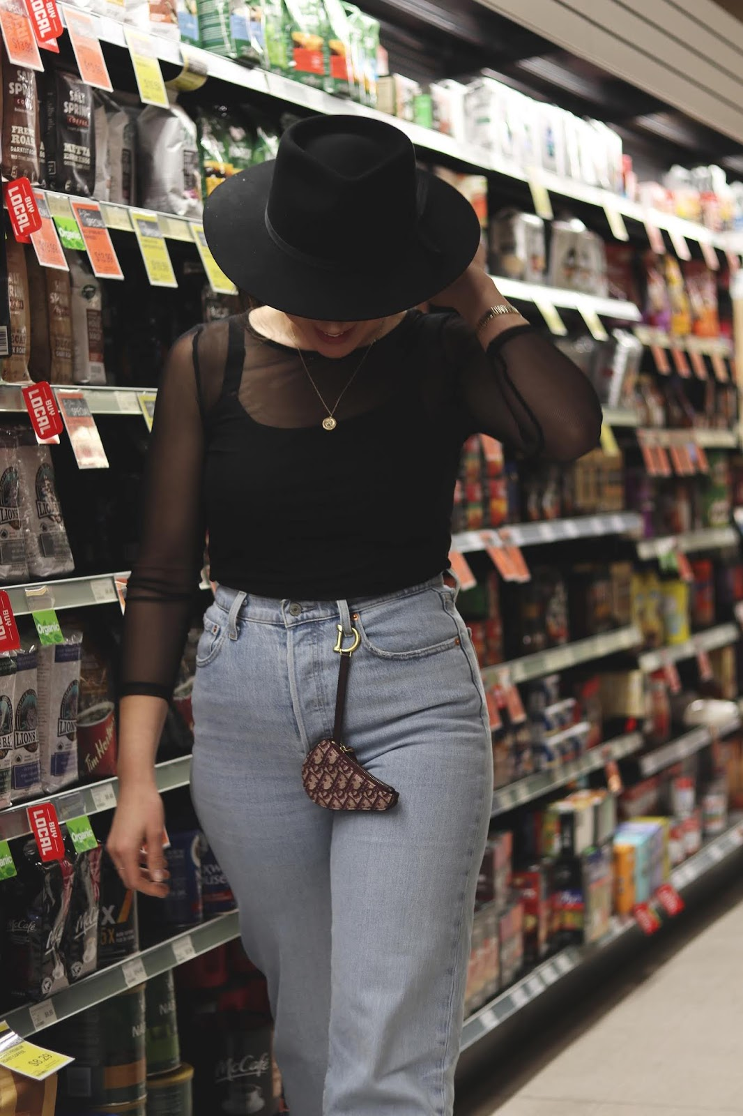 Levis ribcage jeans review vancouver blogger aleesha harris le chateau mesh shirt lack of color hat 5