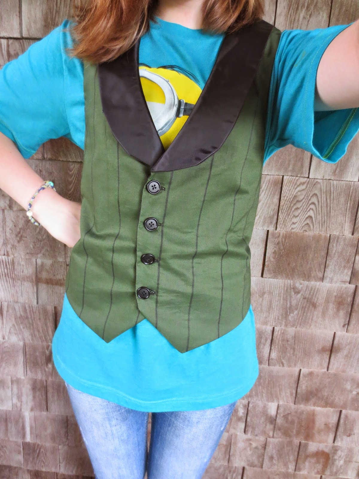To CosplayAlois Guide FiveVest Wicked Part Trancy Maddog's Ku3TF1clJ