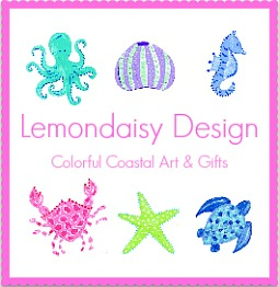 Lemondaisy Coastal Beach Designs