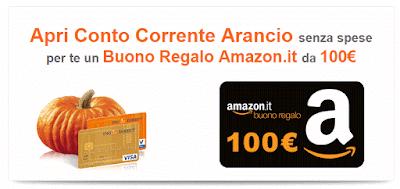 Ing Direct Regala Amazon | 100 euro in buoni